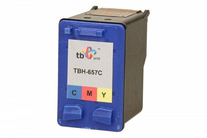 TB Print Tusz do HP Nr 57 - C6657A TBH-657C Kolor ref.
