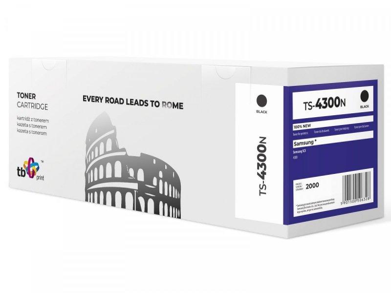 TB Print Toner do Samsung SCX 4300 TS-4300N BK 100% nowy