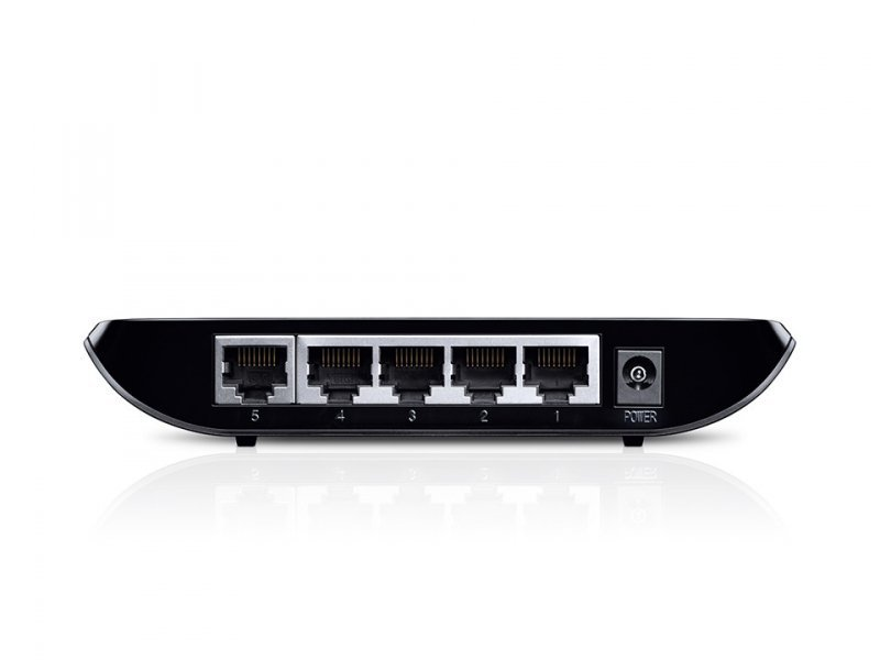 TP-LINK Przełącznik typu desktop, 5 portów Gb TL-SG1005D