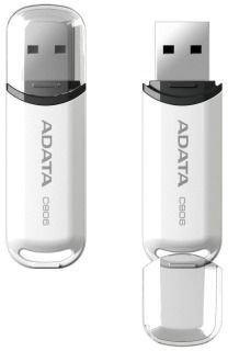 Adata Pendrive  DashDrive Classic C906 32GB USB2.0 białe
