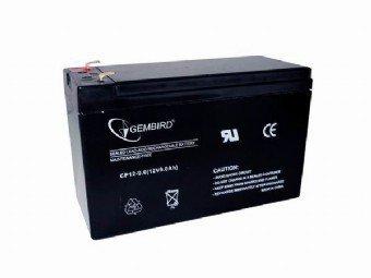 Gembird Akumulator uniwersalny 12V/9Ah