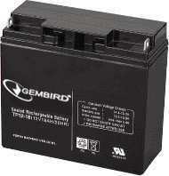 Gembird Akumulator uniwersalny 12V/17Ah