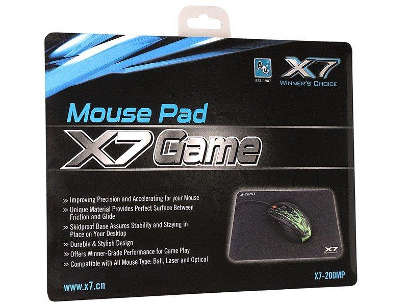A4 Tech Podkładka pod mysz XGame A4Tech X7-200MP