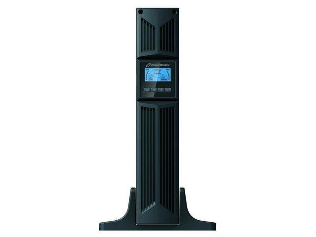 PowerWalker UPS ON-LINE 3000VA 8X IEC + 1x IEC/C19OUT, USB/     232,LCD,RACK 19''/TOWER