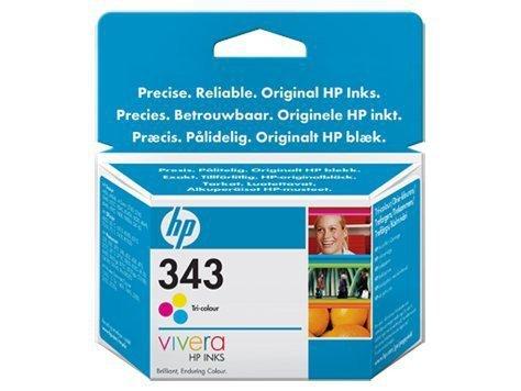 HP Inc. Tusz nr 343 kolor C8766EE