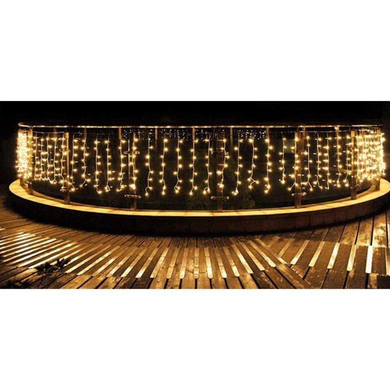 LAMPKI CHOINKOWE 100SZT OŚWIETLENIE CHOINKOWE