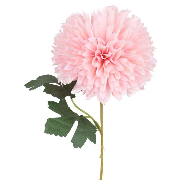 Czosnek pojedynczy róż kwiat sztuczny różowy ozdoba