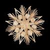 Gwiazdka słomiana (Średnia) - sklep z wiklina - zdjęcie