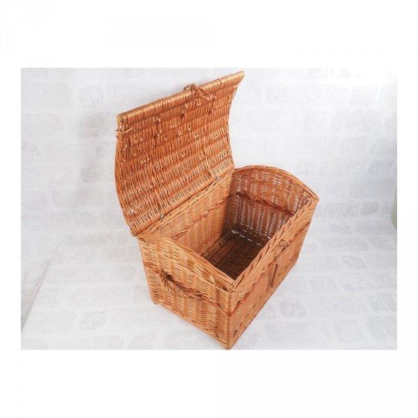 Kufer - kosz (Pirat/45cm)- sklep z wiklina- zdjęcie 2