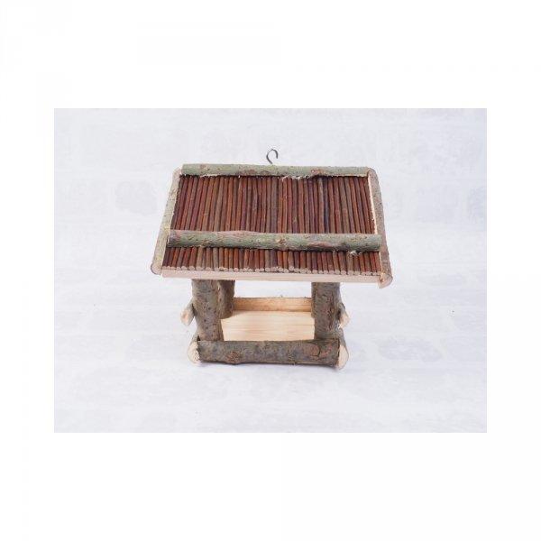 Karmnik dla ptaków (Patyczki/Duży)- sklep z wiklina - zdjęcie 2