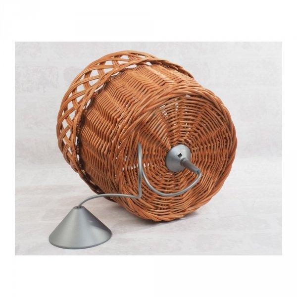 Żyrandol (Ażur/32cm) - sklep z wiklina - zdjęcie 1