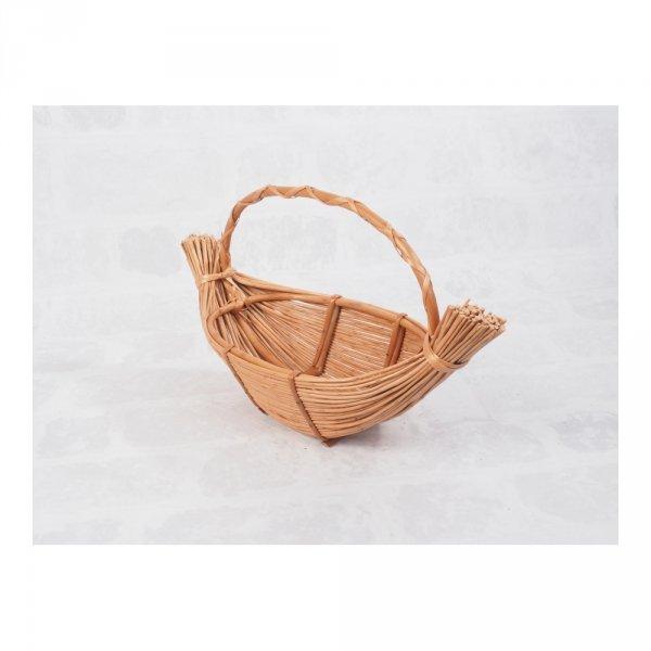 Koszyczek Wielkanocny (gniazdko 30 cm) - sklep z wiklina - zdjęcie 1