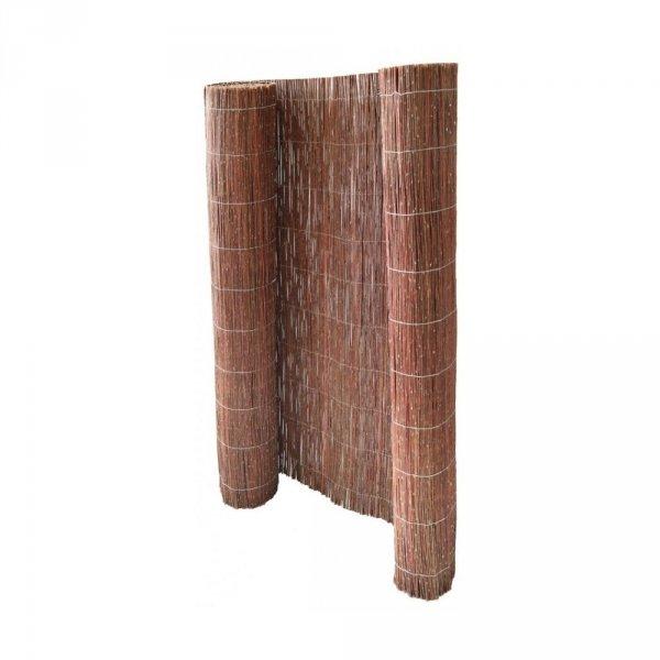 Mata ogrodowa (5m/1,6m) - sklep z wiklina - zdjęcia