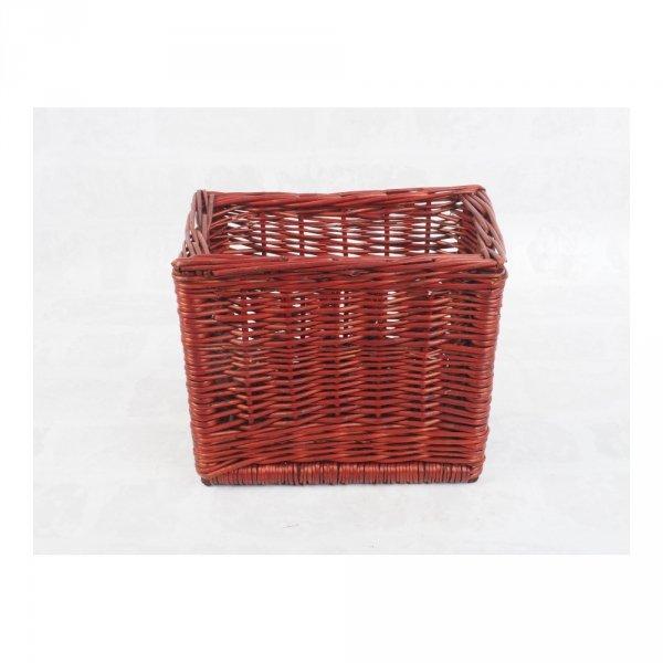 Skrzynka wysoka (Wenge/28cm) - sklep z wiklina - zdjęcie 1