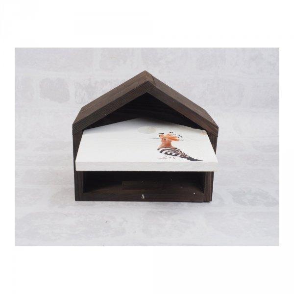 Budka lęgowa dla ptaków (Ptak 2/Duża) - sklep z wiklina - zdjęcie 2