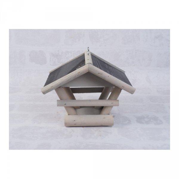 Karmnik dla ptaków (Drewno/Mały) - sklep z wiklina - zdjęcia 1