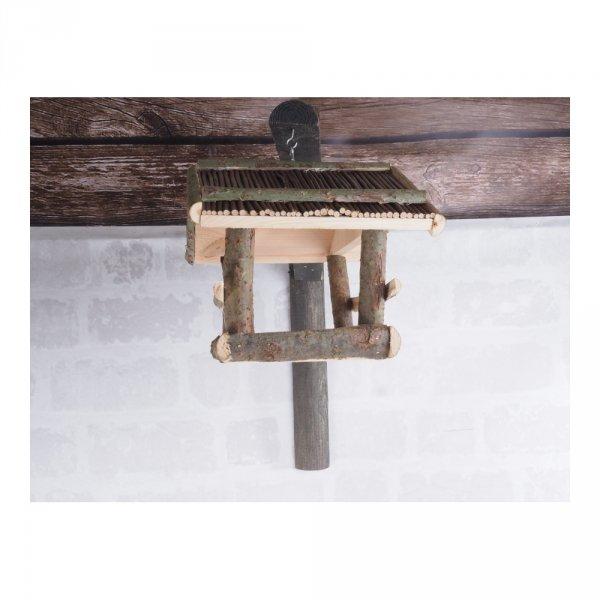 Karmnik dla ptaków (Patyczki/Duży)- sklep z wiklina - zdjęcie 4