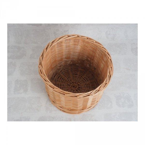 Osłonka na doniczkę 28 cm - sklep z wiklina - zdjęcie 1