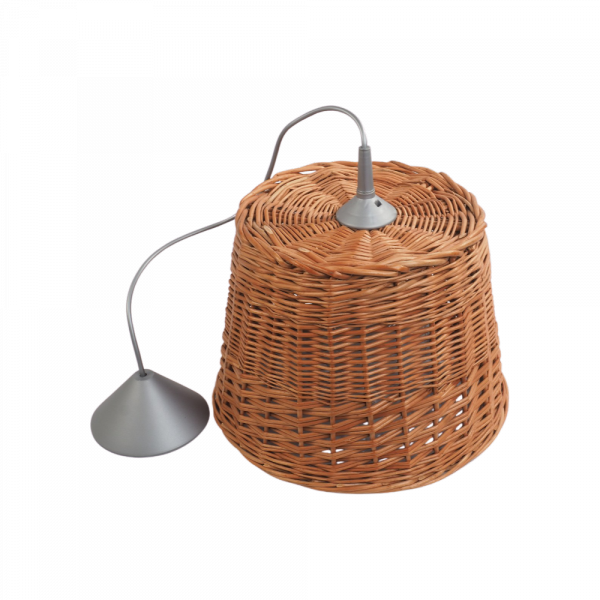 Żyrandol (Nowoczesny/32cm) - sklep z wiklina - zdjęcie 1