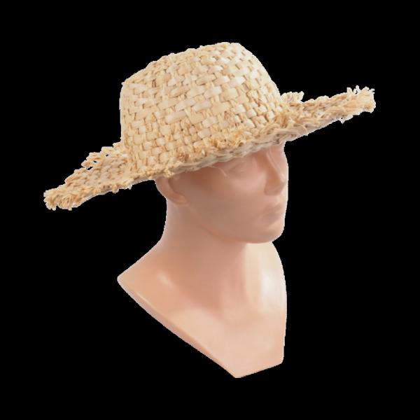 Letni kapelusz ( Rafia/35cm) - sklep z wiklina - zdjęcie