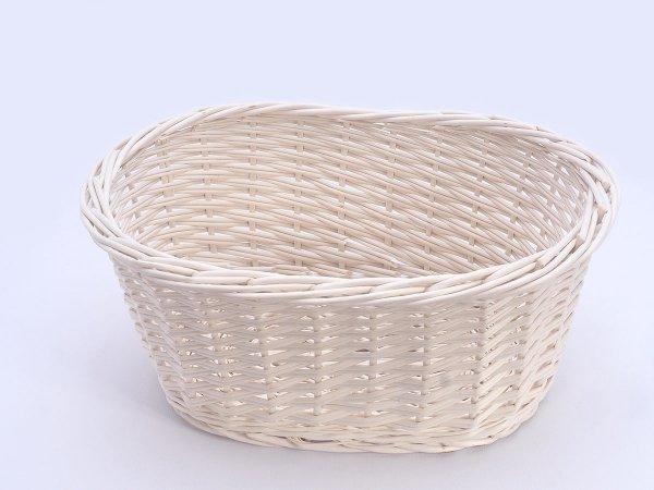 Przybornik (Biały/35cm) - Sklep z wiklina - zdjęcie