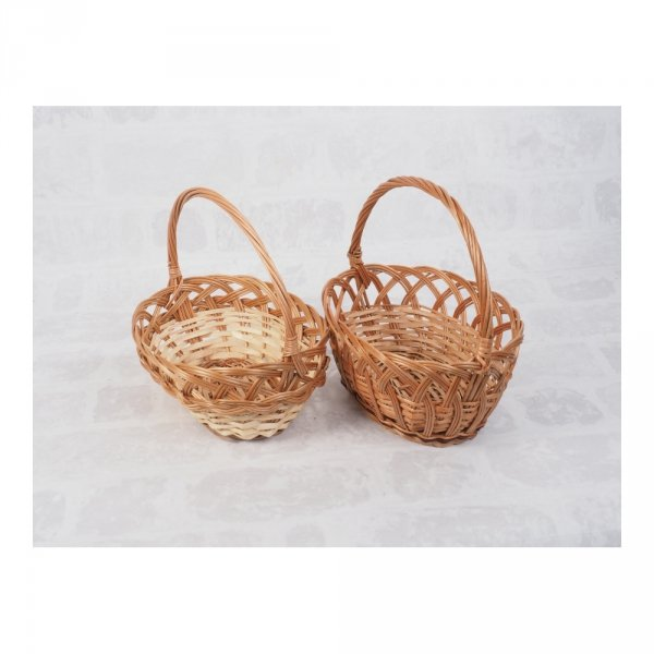 Koszyczek Wielkanocny (Rajtak) - sklep z wiklina - zdjęcie 1