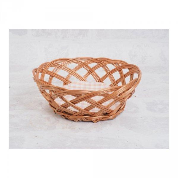 Tacka ażurowa z serwetką (Okrągła/23cm) Sklep z wiklina - zdjęcie 3