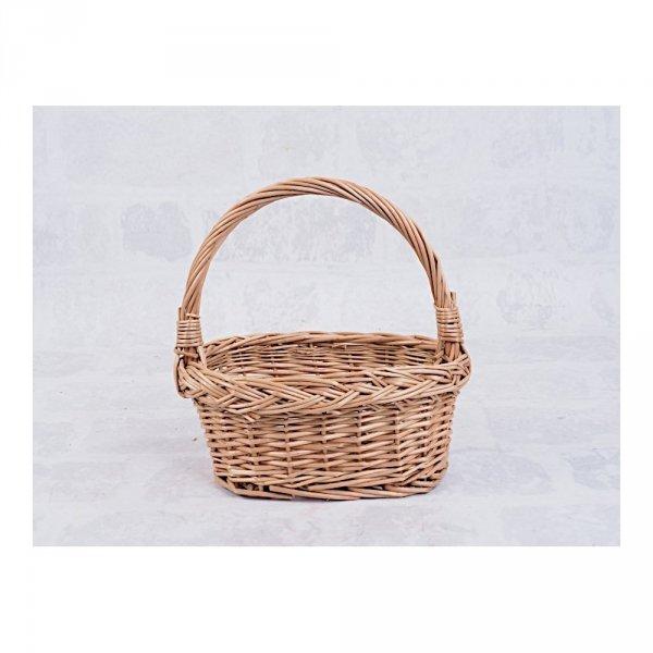 Koszyczek Wielkanocny Mini (Owalny) - Sklep z wiklina - zdjęcie 1