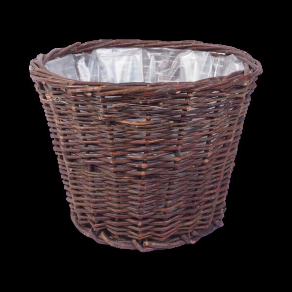 Donica (skośna/30 cm) - sklep z wiklina - zdjęcie
