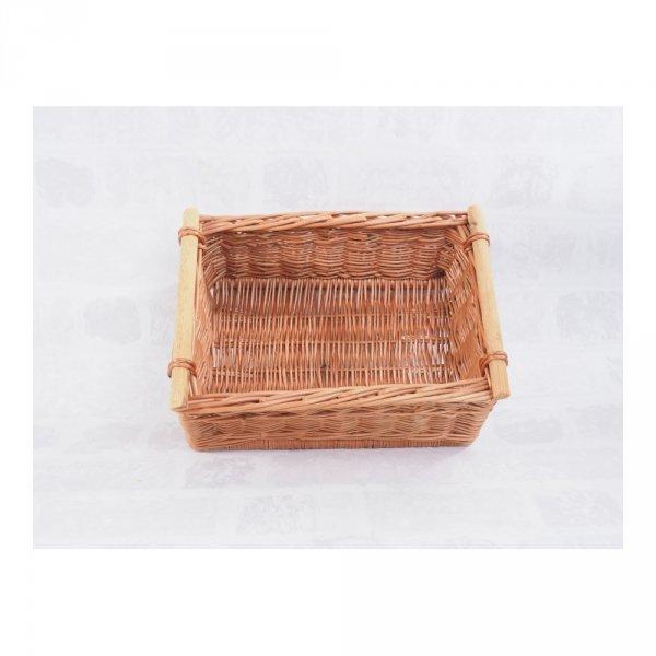 Skrzynka (Naturalna/30cm) - sklep z wiklina - zdjęcie 2