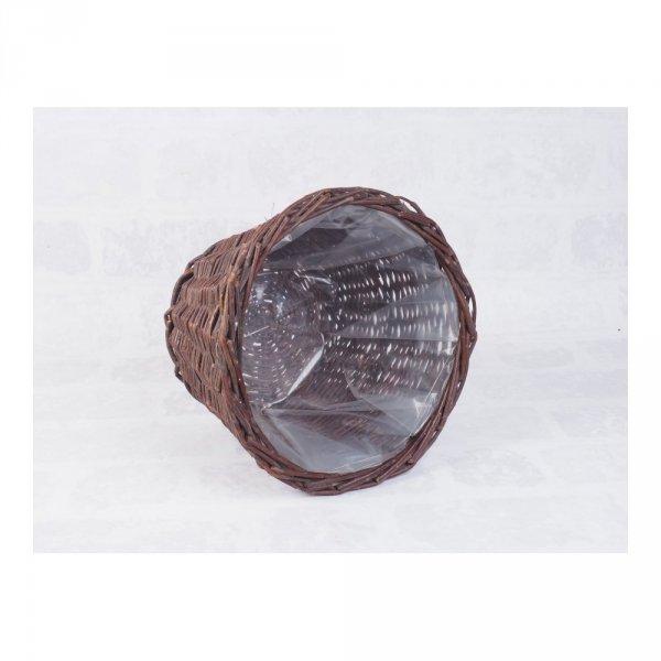 Donica (Skośna/25 cm) -sklep z wiklina- zdjęcie 1