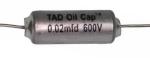 Kondensator olejowy TAD 0,1uF 600V Vintage Oil (100nF)