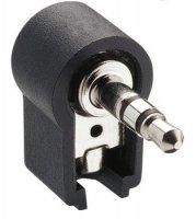 Wtyk Jack stereo kątowy 3,5mm Lumberg