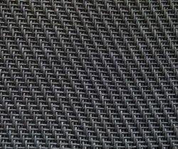 Grill Cloth Small Weave Black (Mesa)