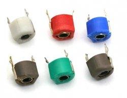 Trymer ceramiczny kondensator 2pF - 10pF