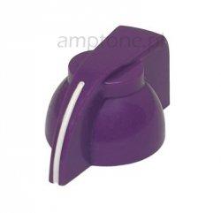Gałka (chicken head) purpurowa push-on