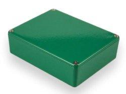 Obudowa Hammond 1590BBGR zielona