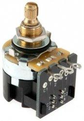CTS 500k/A logarytmiczny push-pull 6mm