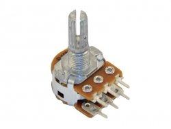 2x10k/B liniowy stereo PCB standard