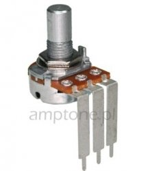 Alpha 1M/C Rev Log PCB-V Long pins