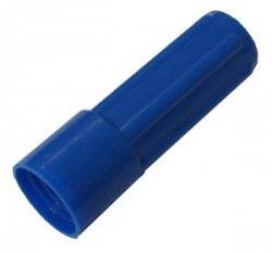Obudowa Wtyku Jack 6,3mm Cliff niebieska