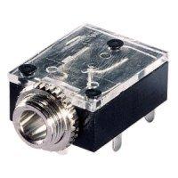 Gniazdo Jack stereo 3,5mm PCB J214