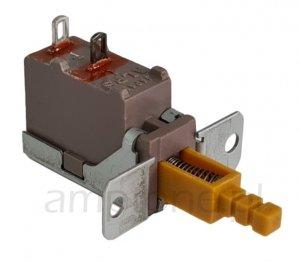 Przełącznik przyciskowy ALPS sieciowy SPST (ON-OFF)
