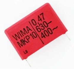 Kondensator MKP10 47nF 630V Wima