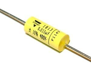 Kondensator 470nF 250V osiowy MKT1813
