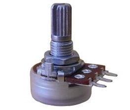 Alpha 50k/B liniowy (10mm)
