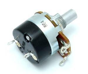 Alpha 24mm 1M/A logarytmiczny /switch SPST