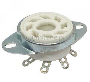 Podstawka Octal 8pin ceramiczna typ10