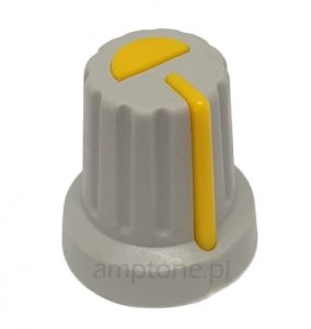 Gałka soft GR żółta