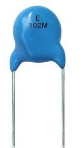 Kondensator ceramiczny 2,2nF 1kV